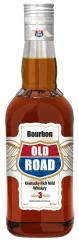 Фото: Напиток для сильных духом — «Old Road Kentucky Straight Bourbon Whiskey».