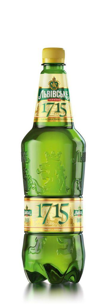 Фото: Обновленное пиво «Львівське».