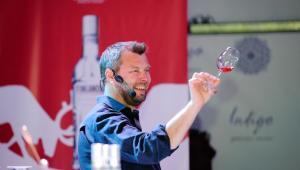 Фото: Пекка Пеллинен (Pekka Pellinen), бренд-амбасадор «Finlandia Vodka Worldwide».