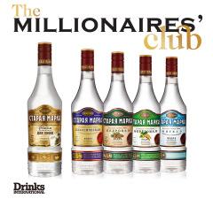 Фото: Водка «Старая Марка» вошла в рейтинг «The Drinks International Millionaires Club».