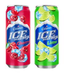 Фото: Два вкуса в линейке «Славутич ICE Mix» обрели новое лицо.