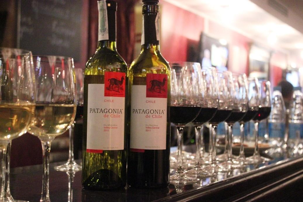 Фото: Чилийское вино «Patagonia de Chile».