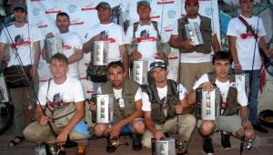 Фото: В Киеве прошел уникальный рыболовный турнир «Street Fishing».