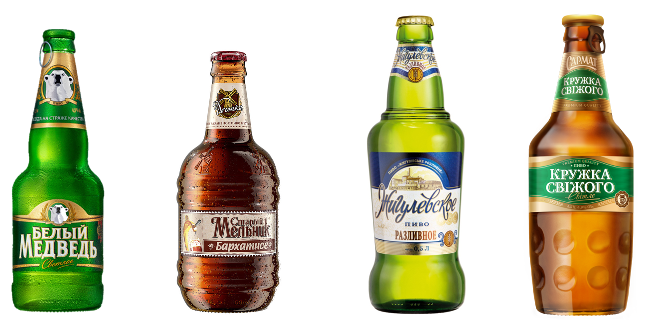 Фото: «Efes Ukraine» завоевала Гран-при и три золотых медали за качество пива /