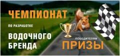 Фото: Чемпионат по разработке водочного бренда.