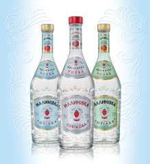 Фото: «Лагідна», «Хмільна» и «Святкова» — три вкуса от «Малинівки».