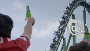 Фото: «Аттракционе эмоций» от «Carlsberg».