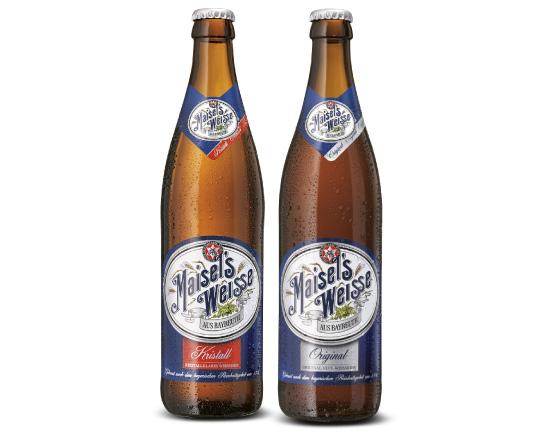 Фото: «Сільпо» — скидка на пиво «Maisel's Weisse Original» и «Maisel's Weisse Kristall».