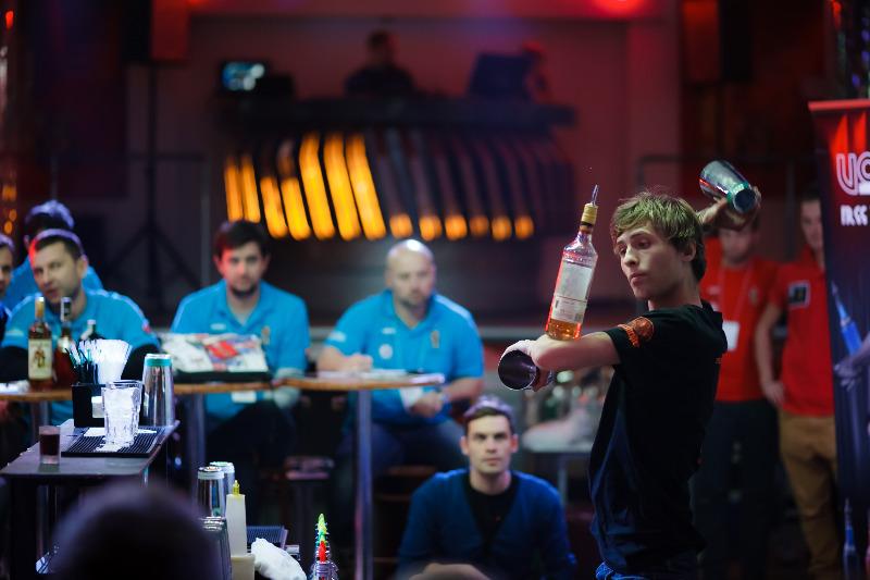 Фото: Второй тур «Битвы барменов» состоялся во Львове.