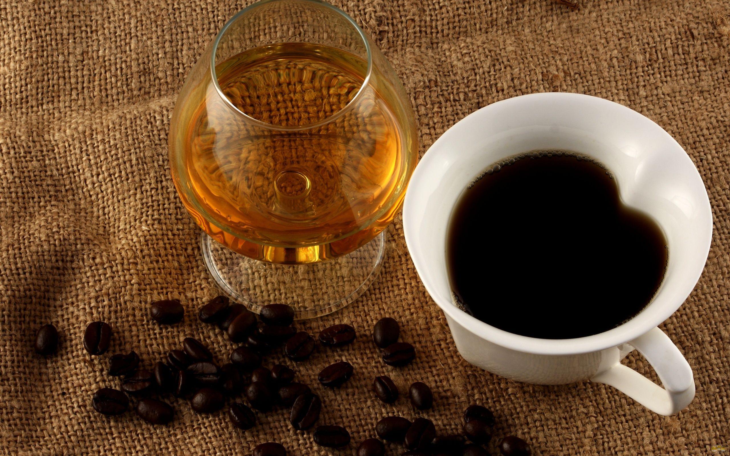 Фото: Кофе с коньяком не только вкусно, но и полезно?