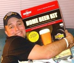 Фото: Домашняя пивоварня «Mr. Beer».