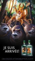 Фото: «Белочка: Я пришла!» попала в путеводитель «Petit Futé Russie».
