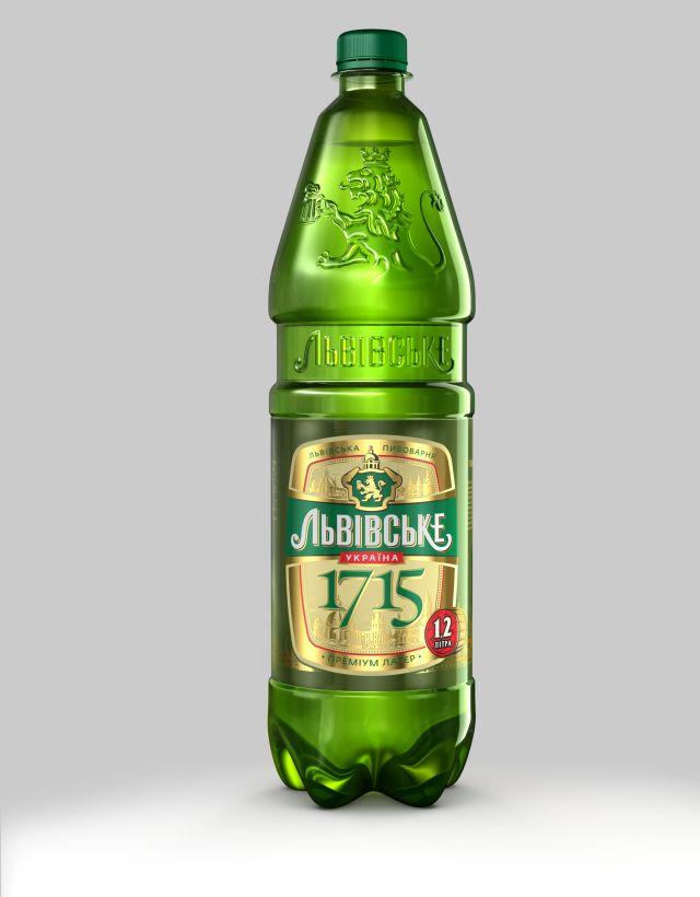 Фото: В новом формате и с выгодной ценой — встречайте пиво «Львівське 1715».