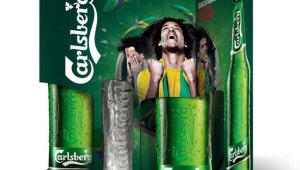 Фото: Эксклюзив от «Carlsberg» — футбольный мультипак в «МЕТРО Кеш энд Керри Украина».