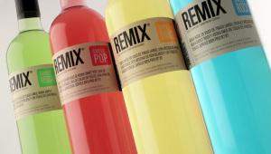 Фото: Серия винных коктейлей «Remix».