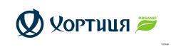 Фото: Логотип водки «Хортица».