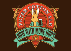 Фото: «Peter Cotton Ale» — now with more hops!