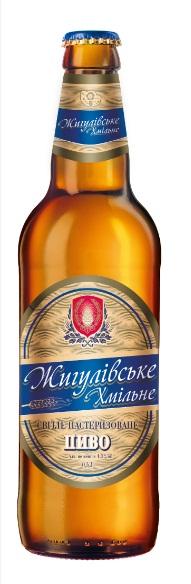 Фото: «Жигулівське Хмільне» — privat label сети «Барвінок».