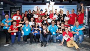 Фото: Прошлогодние чемпионы «Planet Z — Flair Open Ukraine».