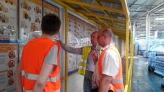 Фото: Менеджмент «Львовской пивоварни» прошел аудит на соответствие стандарту OHSAS 18001:2007.