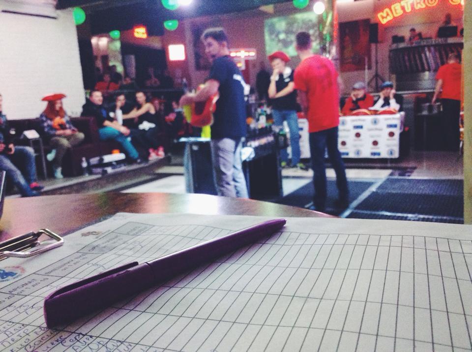 Фото: Flair-бармены покорили Львов.