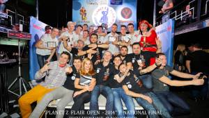 Фото: «Planet Z — Flair Open 2014»: победители названы.