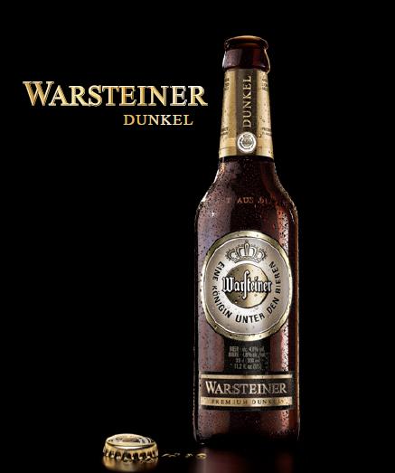 Фото: «Warsteiner Dunkel» – новое немецкое темное пиво от «Carlsberg Ukraine».