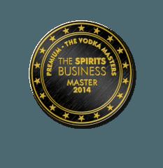 Фото: Водка «Русский Бриллиант» получила высшую награду конкурса «The Vodka Masters 2014».