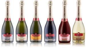 Фото: В IV квартале 2014 года продажи шампанских и игристых вин «OREANDA» выросли на 61%.