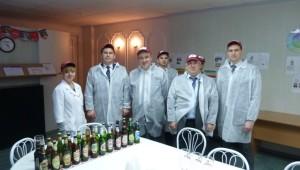 Фото: Черниговское отделение «САН ИнБев Украина» встретило посла Бельгии в Украине.