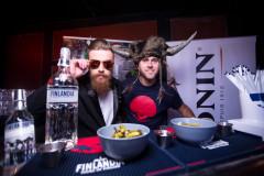 Фото: В клубе «Атлас» состоялся украинский финал «Finlandia Vodka Cup 2015».