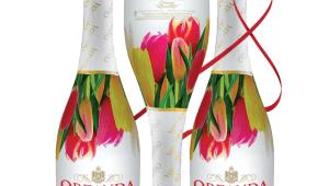 Фото: Новая весенняя коллекция шампанского от «Oreanda».