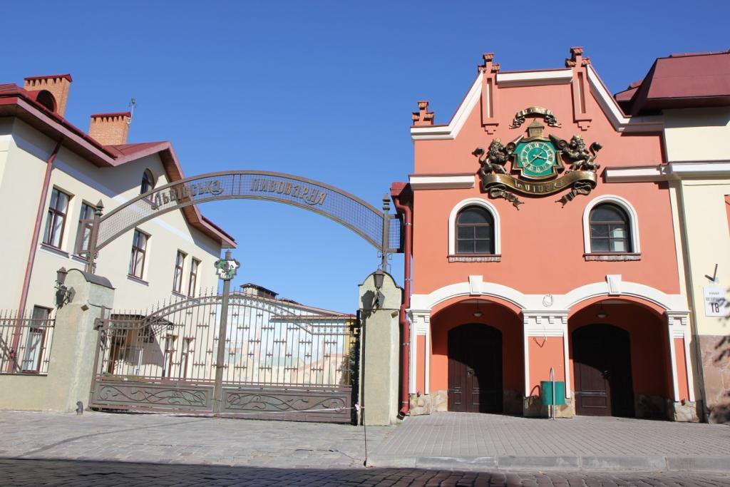 Фото: «Львовская пивоварня» объявляет результаты деятельности в 2014 году.