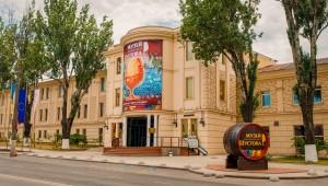 Фото: «Музей коньячного дела Шустова» стал частью винного маршрута Европы.