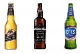 Фото: Компанія Efes отримала три золоті медалі за якість пива.