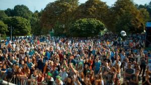 Фото: Более полумиллиона гривен, собранные от продажи билетов на «ФЕСТИВАЛІ ЛЬВІВСЬКОГО», будут направлены на обустройство львовской больницы.