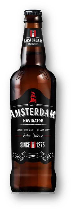 Фото: Efes Ukraine почала імпорт бренду Amsterdam Navigator.