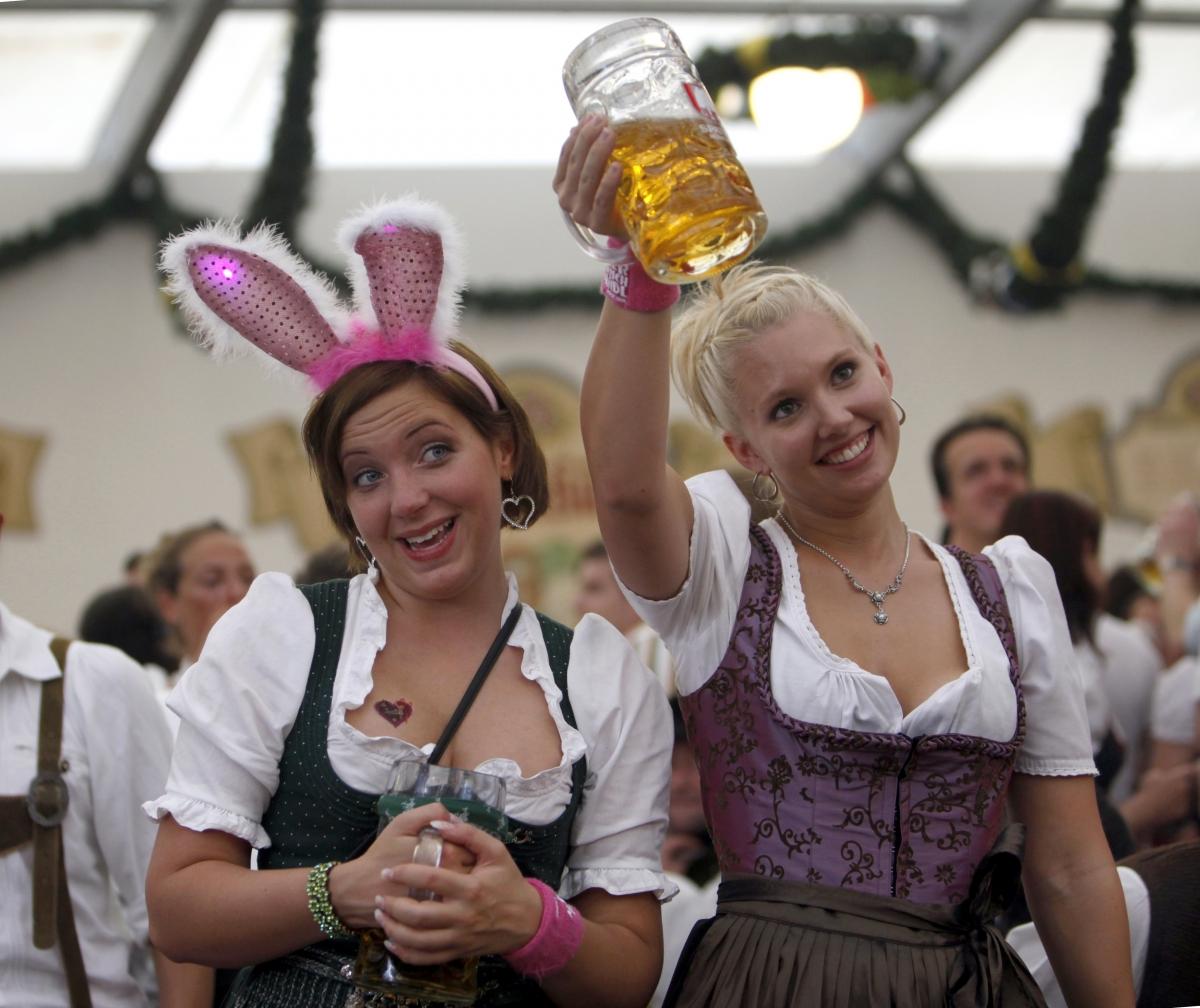 Фото: Пиво допомагає жінкам зменшити ризик серцевих захворювань.