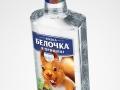 Фото: Новый дизайн водки «Белочка: Я пришла!»