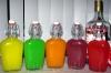 Фото: Настойка водки на конфетах «Skittles».