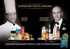 Фото: «International Taste&Quality Institute» («Международный институт дегустации и качества») — независимая организация шеф-поваров и сомелье.