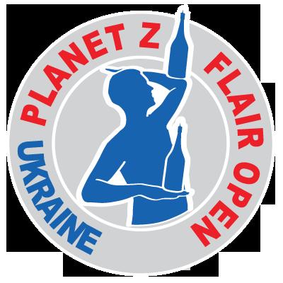 Фото: Логотип чемпионата барменов «Planet Z — Flair Open».