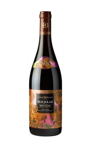 Фото: вино Beaujolais Nouveau