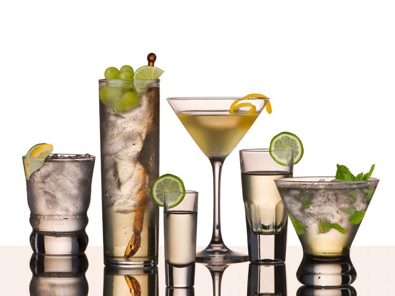 Фото: коктейли с афродизиаками
