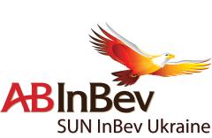 Фото: логотип «SUN InBev Ukraine» (САН ИнБев Украина)