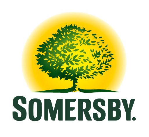 Фото: логотип сидра Somersby