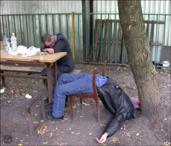 Фото: Вытрезвители возвращаются в Украину.