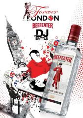 Фото: Beefeater Forever London - DJ-Battle