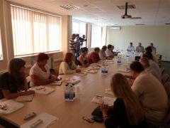Фото: в Черниговском отделении компании САН ИнБев Украина