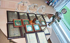 Фото: продукция Carlsberg Ukraine получила 11 наград на `Празднике пива 2011`